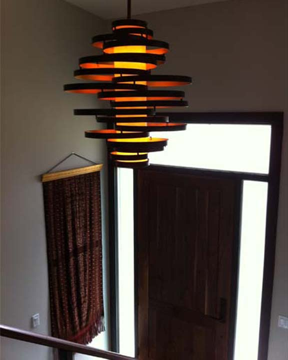 Resized corbet light