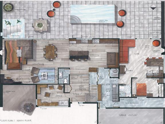 north vancouver interior designer