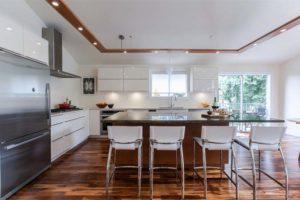 Hardy Cresecent kitchen slider